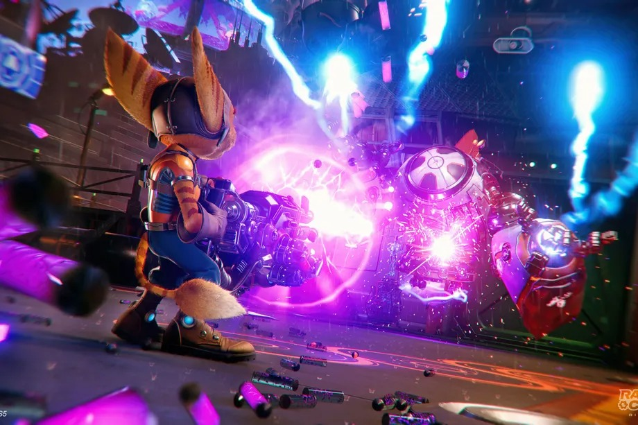 Ratchet & Clank: Rift Apart's accessibility features try to make a hectic game easier to play
